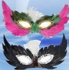 Halloween masquerade party mask
