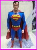 Super Man polyresin figure