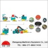 Best selling tire recycling line