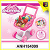 toys supermarket shopping carts shopping trolley plastic ANH154099