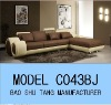 2012 new collection leather sofa C043BJ