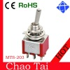 Toggle Switch(MTS-203) on-off-on