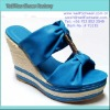 fashion women wedges slippers