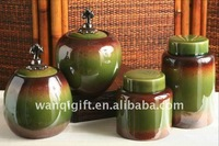 Use In Garden Jar Set