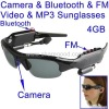 6 in 1 (Camera + Video + MP3 + Bluetooth + FM + Sunglasses)