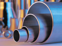 Nickel alloy pipes 200