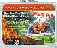Long cooking time charcoal grill Best selling item