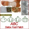 Top quality detox foot patch- ABC Brand