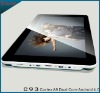 Android 4.0 CORTEX A9 dual core 10.1 inch ZENITINK C93 Tablet Pc