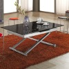 Function black coffee table-L806C