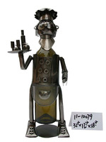 Funny Chef Wine Bottle Holders