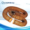 Exhaust ventilation duct