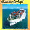 Shenzhen 40ft container Sea Freight to Vietnam----Lucy