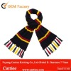 School Girls Scarf With Tassel