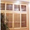 Heze kaixin wooden roller shutter exterior window