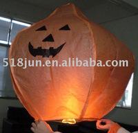 Fire-retardant Paper Sky Lantern With CE Certificate