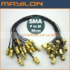 SMA extended cable (F to M )30cm