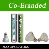 Max speed&HKO shuttlecock (Co-Branded) NO.6