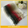 Wholesale fashion stripe lanital men scarf