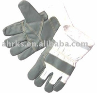 Furniture Leather Winter Working Gloves