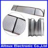 New Auto Car Sun Shade Foldable Aluminium Sun Visor Wind Shield Reflective Shade MT003