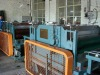 pretreatment machine of automatic steel door manufacture system
