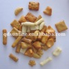 mix rice crackers