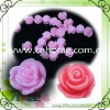 resin rose for decoration