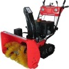 Hot sale! air cool gasoline 13hp E-start snow sweeper
