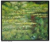 handpainted oil painting famous oil painting imitation monet painting water lily painting