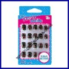 Glitter Fake Nails,Glitter Glue false nails,Gift Artifical nails