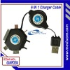 mobile phone 6 in 1 charger for GLMFC057