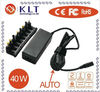 Professional OEM of laptop adapter. 40W LCD USB universal laptop power adapter