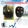 2 channel rf remote control switch for lighting
