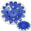 T Segment Turbo Row Diamond Cup Grinding Wheel
