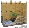 Japanese-style bamboo craft Mini Garden for home decoration