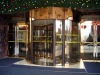 The Two-Wings Automatic Revolving Door