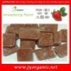 Strawberry puree with BRC