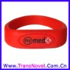 Silicon Bracelet USB 2.0 Flash Drive Low Price