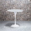 Eero Saarinen Marble Tulip Side Table