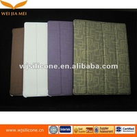 Elegant various color Wake/Sleep Cover For Ipad 3