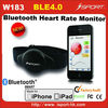 Hot sale! New sport Bluetooth iphone heart monitor
