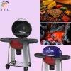 Enamel Kettle Charcoal Grill