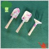 mini garden tool for children with printed pattern