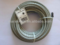 steel wire ropes(galvanised)