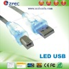 LED USB 3.0 Cable