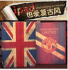 Vintage Flag for iPad 2/3/4 hibernation enclosure protection sleeve holster