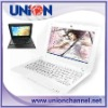 10.1 inch Screen 1024 x 600 pixels/External 3G and GPS/ WINDOWS CE 6.0 /Android 2.2 Netbook