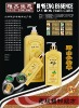 Anti Dandruff and Anti Loss Shampoo Set,Latest formula to solve all scalp problems Ginseng shampoo