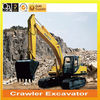 JGM924 Crawler Oil Saving Tracked Excavator